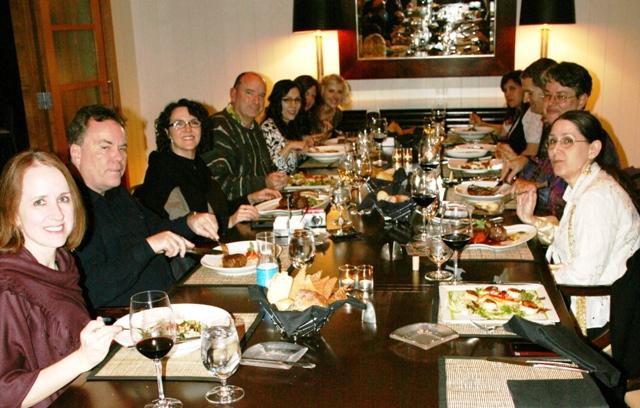 2011 Dinner