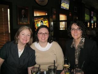 Tanya, Anna, Cindy