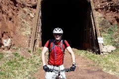 Caprock Trailway Railroad Tunnel