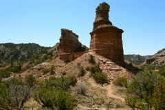 The Lighthouse Formation at Palo Duro