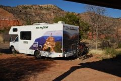 RV Camping in Palo Duro