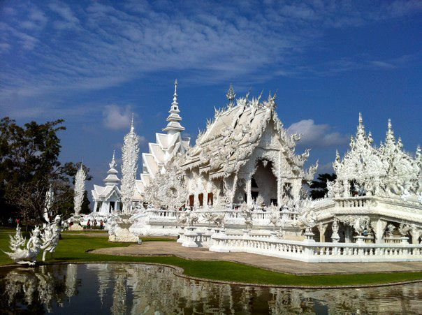 White Temple at Chiang Mai