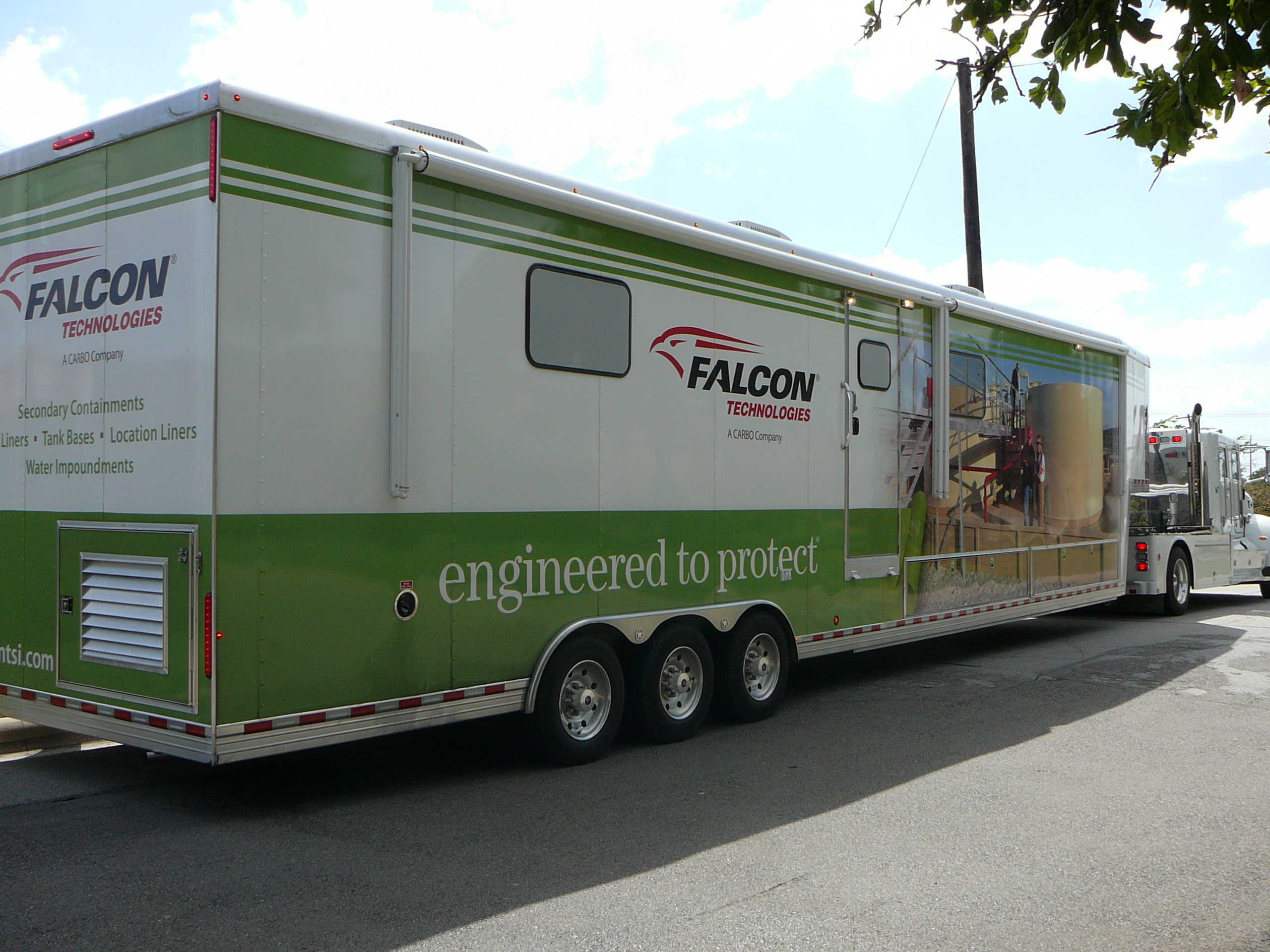 CSC with Falcon Technologies