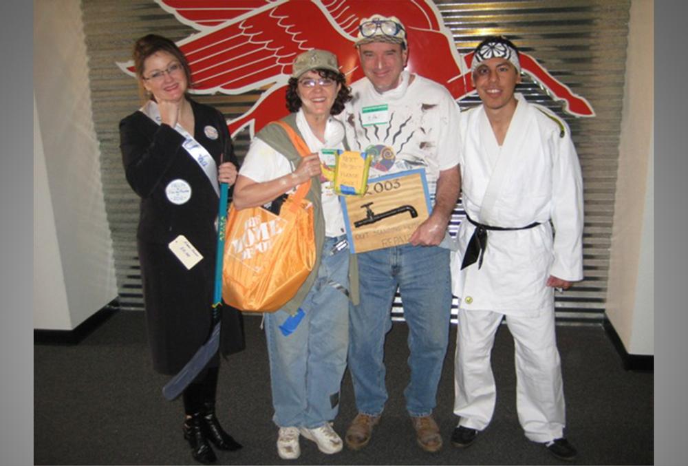 Halloween Costume Contest – VOTE NOW!