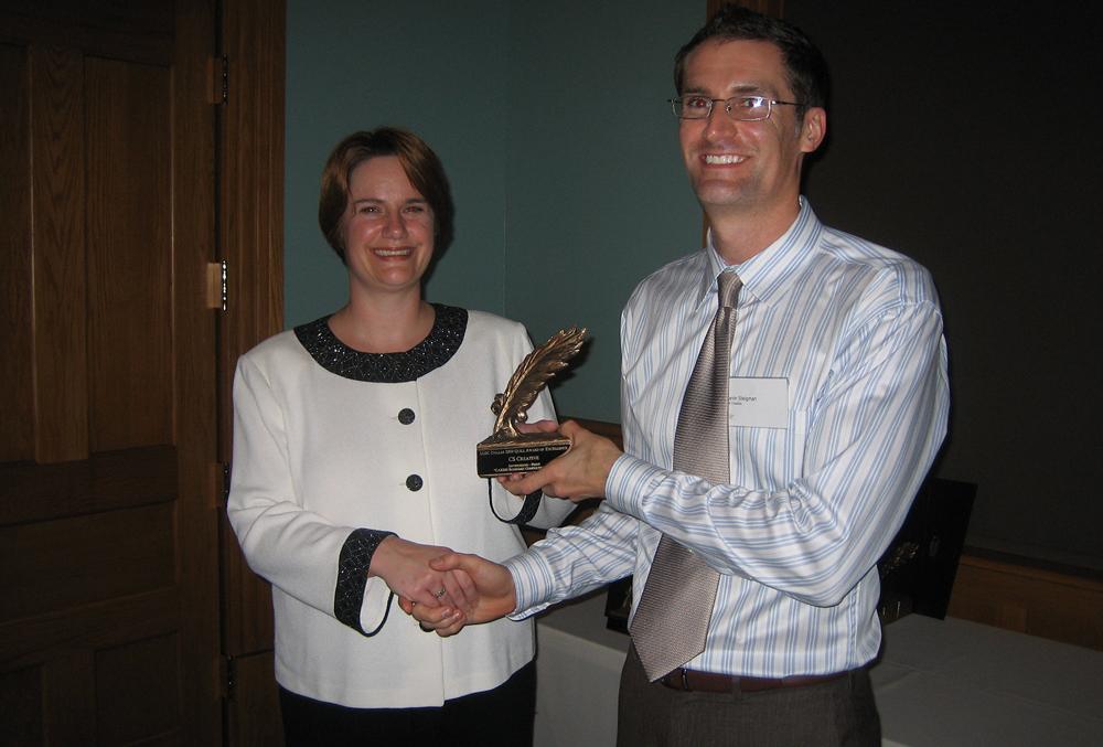 IABC Quill Awards!