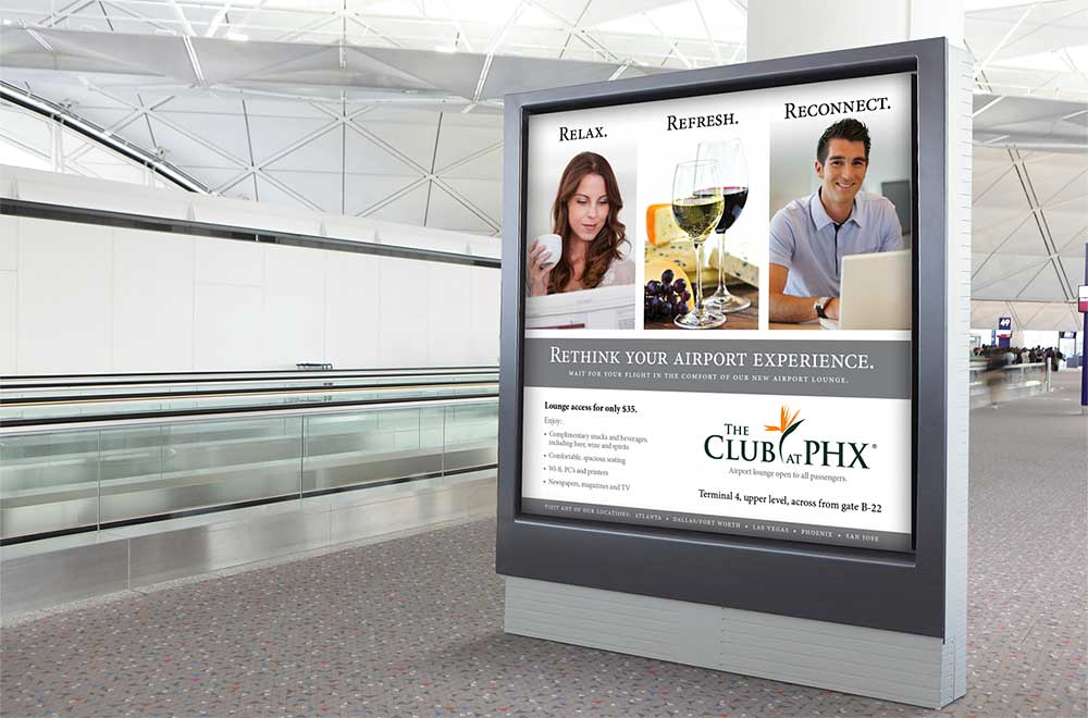 Airport Lounge Development
