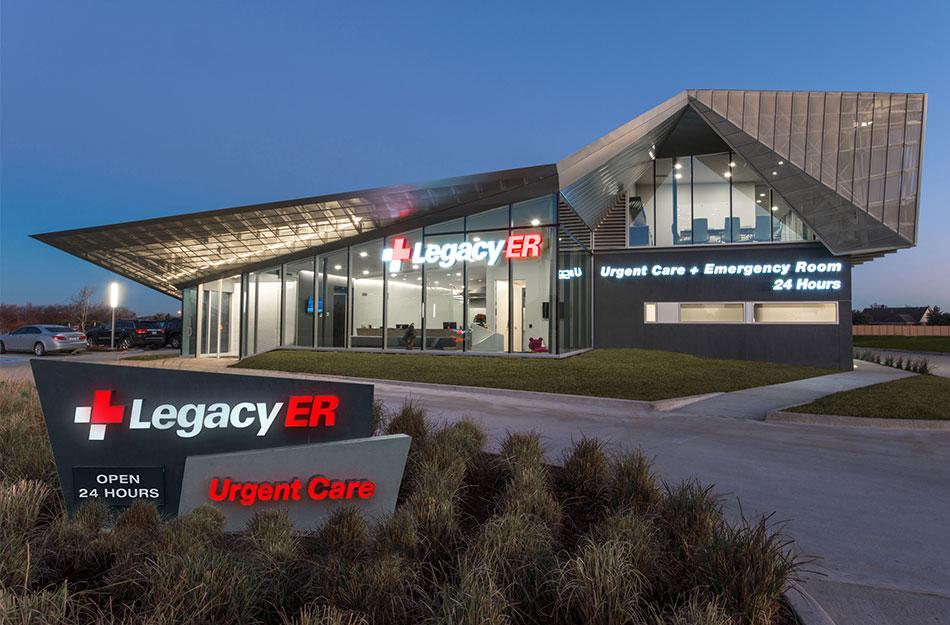 Legacy ER