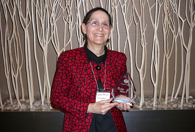 CS Creative Wins a Southern Region Silver Quill Award