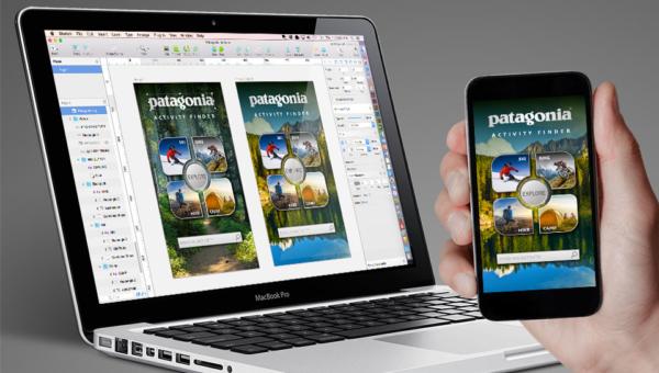 Sketch User Interface Design Software