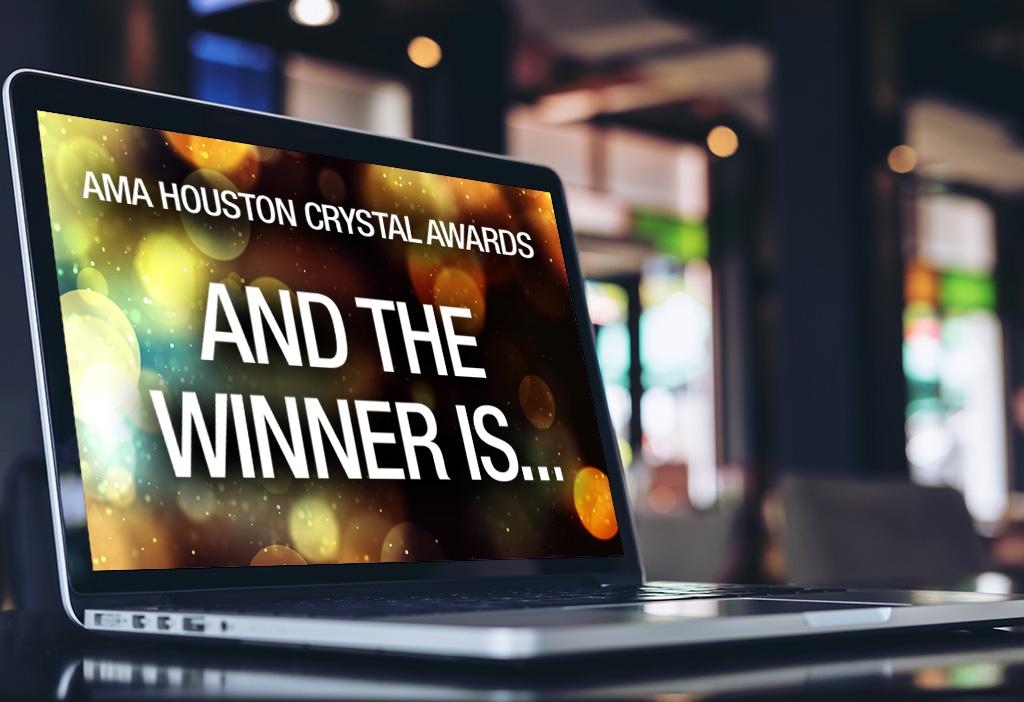 CS Creative Earns a Crystal Award from the American Marketing Association